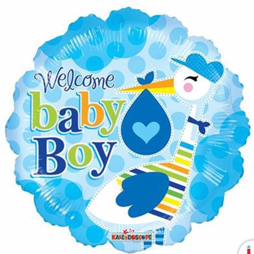 baby Boy Blue balloon
