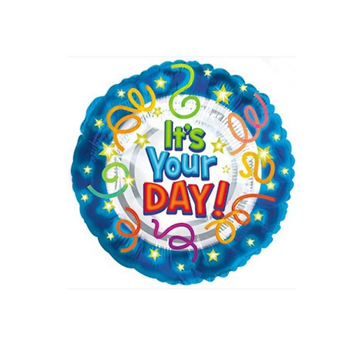 It's Your Day balloon