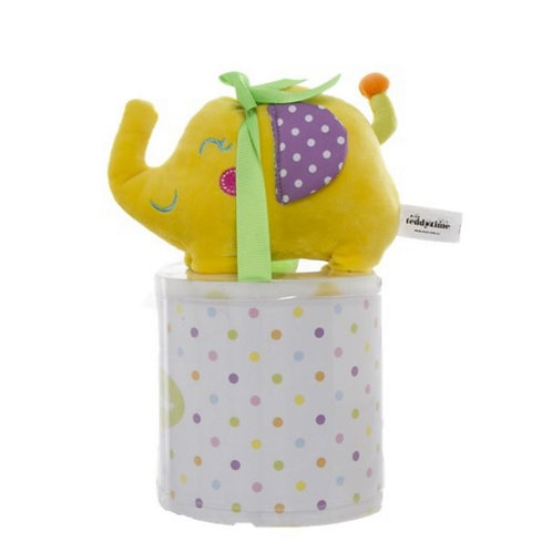 Yellow Elephant Gift Pack