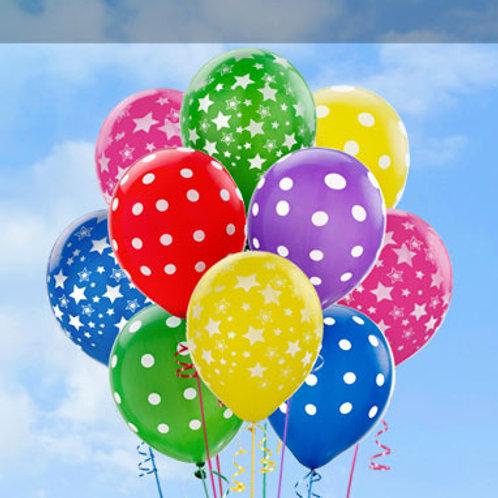 Hellium Latex balloon Pack