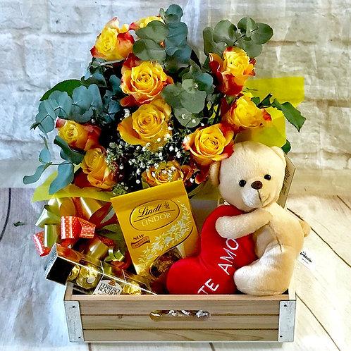 Sweet Rose Hamper