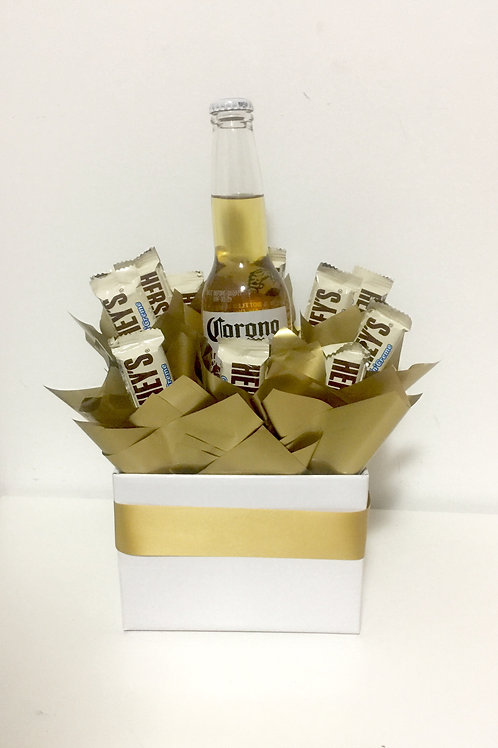 Beer & Hershey's Bouquet