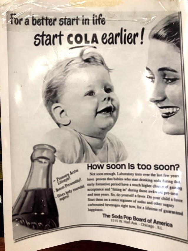 Bad Advice Poster