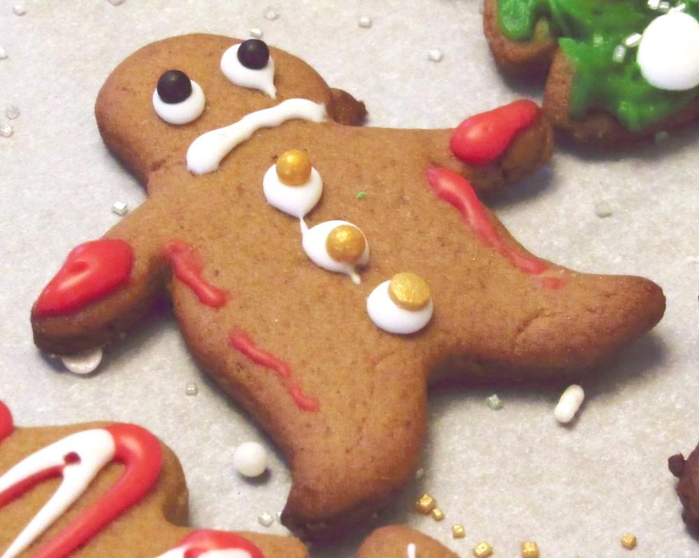 Gingerbread Killer