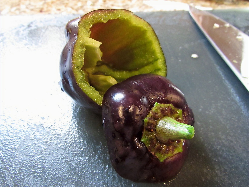 Perfect Purple Pepper
