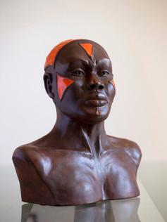 N°50 Guerrier Nouba III (Soudan)