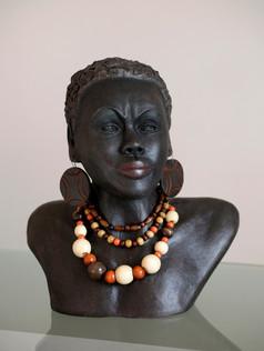 N°21 Femme Surma ( Ethiopie )