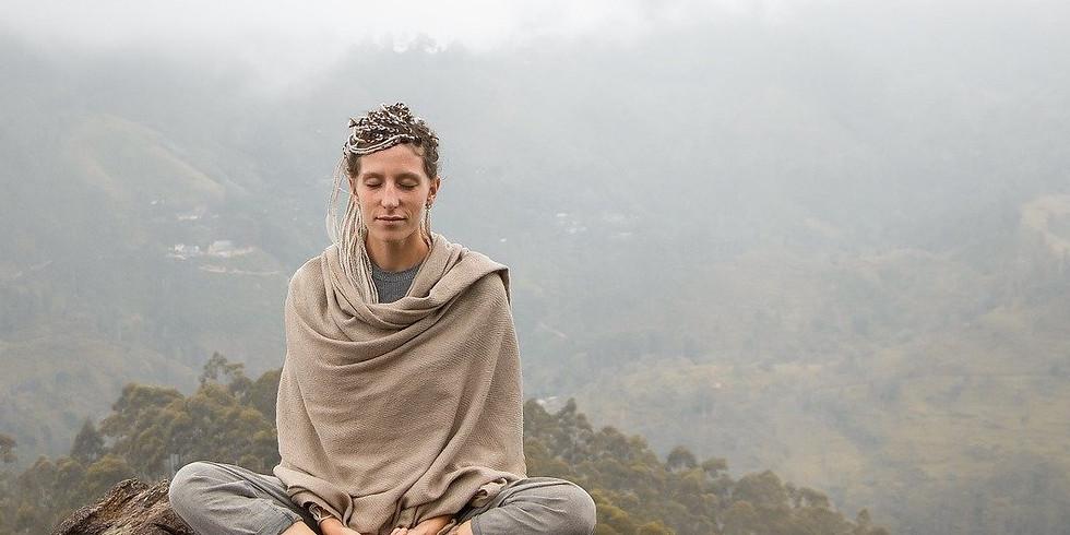 """Méditation guidée """"S'ancrer dans son corps et alléger son esprit"""""""