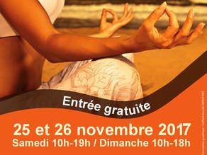 Salon bien-être ce weekend à Savenay: promotions, cartes cadeaux, surprises et + encore vous attende