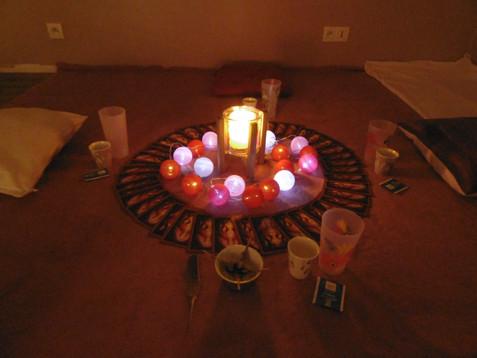 soirées cercles de femmes