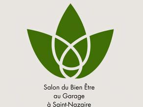 Salon Bien-être à St Nazaire ce weekend!!