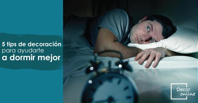 5 tips de decoración para mejorar tu sueño