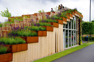 Tu casa puede darte de comer? Techos verdes, jardines comestibles, huertas urbanas