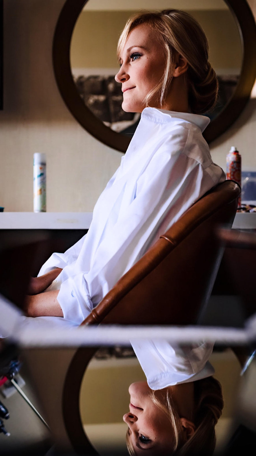 Bridal Hair + Makeup by Kathryn