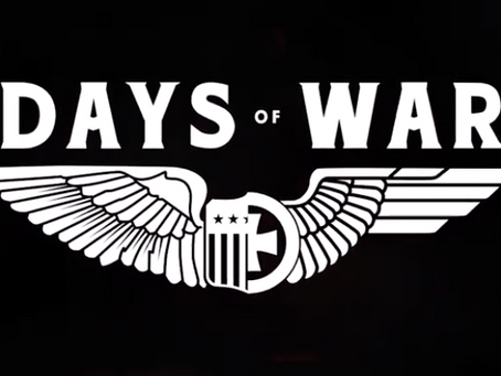 "Fight with me in ""Days of War,"" now on Steam!"