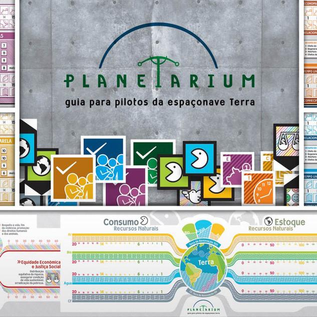 Planetarium: Sustentabilidade