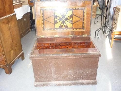 J H Wren Victorian Tool Box