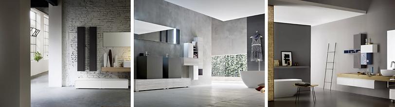 Rivenditori arredo bagno stile moderno Lecco - Monza