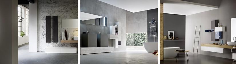 Negozi mobili bagno di design Como - Varese - Arredi