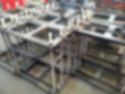 Saldati di carpenteria Reggio Emilia - Costruzione