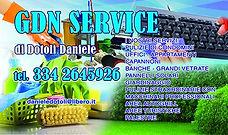 Impresa di pulizie GDN Service di Dotoli Daniele - Foggia e provincia