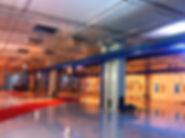 Rotaie per carroponte Padova - Burback - Montaggio