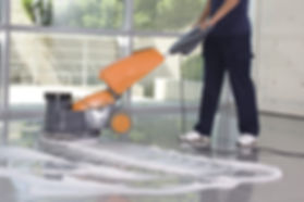 Impresa di pulizie Foggia banche-capannoni-uffici-sale ricevimento