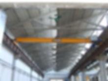 Montaggio carroponte monotrave Reggio Emilia