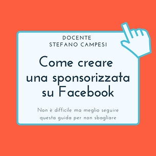 Come creare una sponsorizzata su Faceboo