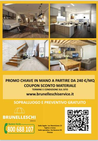 Costo ristrutturazione casa indipendente Firenze
