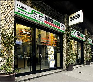 Serramenti alluminio e pvc taglio termico Milano