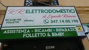 Ricambi per Folletto di Rosario Esposito