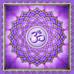 Séptimo chakra: Sahasrara (coronilla)