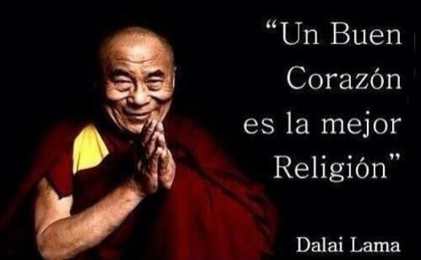 Las 18 reglas de vida del Dalai Lama para ser feliz