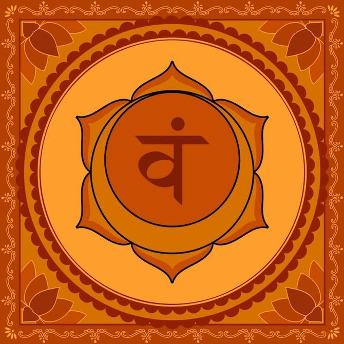 Segundo Chakra: Swadhisthana (sacro)