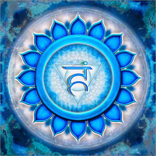 Quinto Chakra: Vishuddha (Garganta)