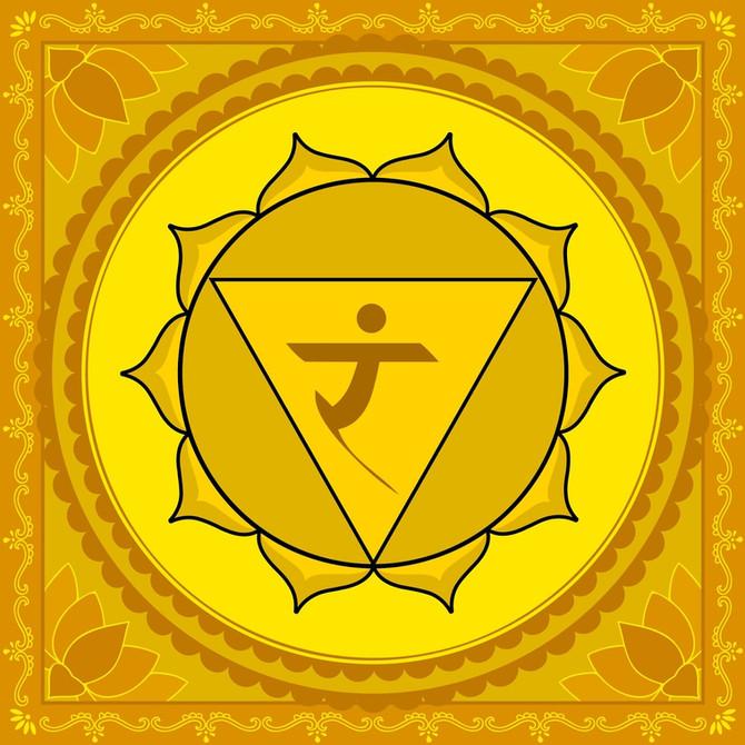 Tercer Chakra: Manipura (Plexo Solar)