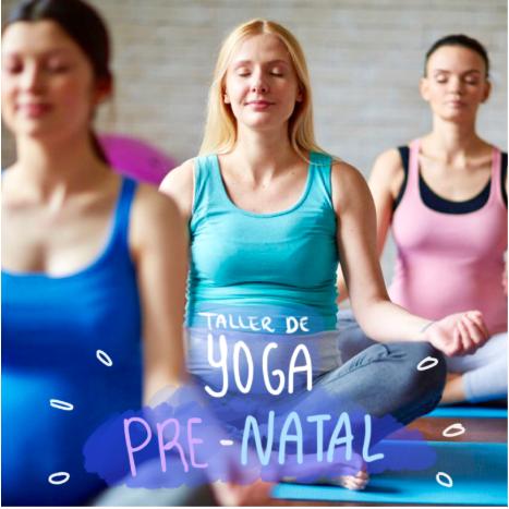 yoga embarazo