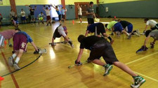 Youth Basketball Conditioning