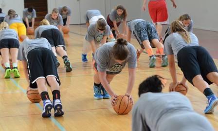 Elite Girls Basketball Camp Vs. Personal Trainer