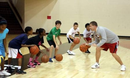 Basketball Camps For Kids