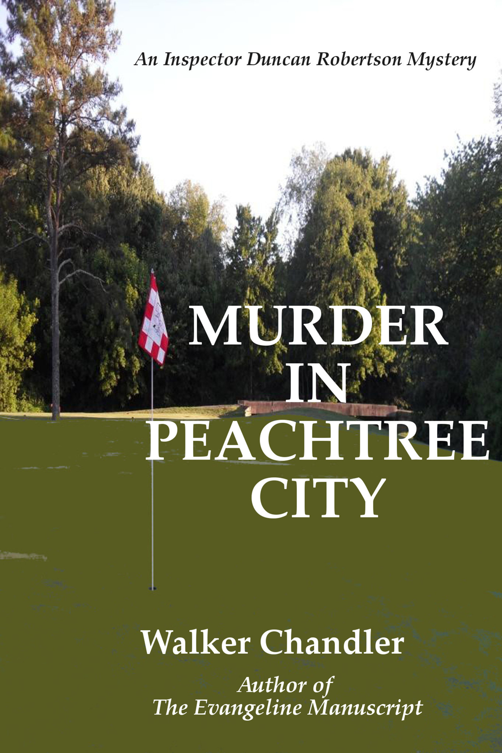 Murder in Peachtree City