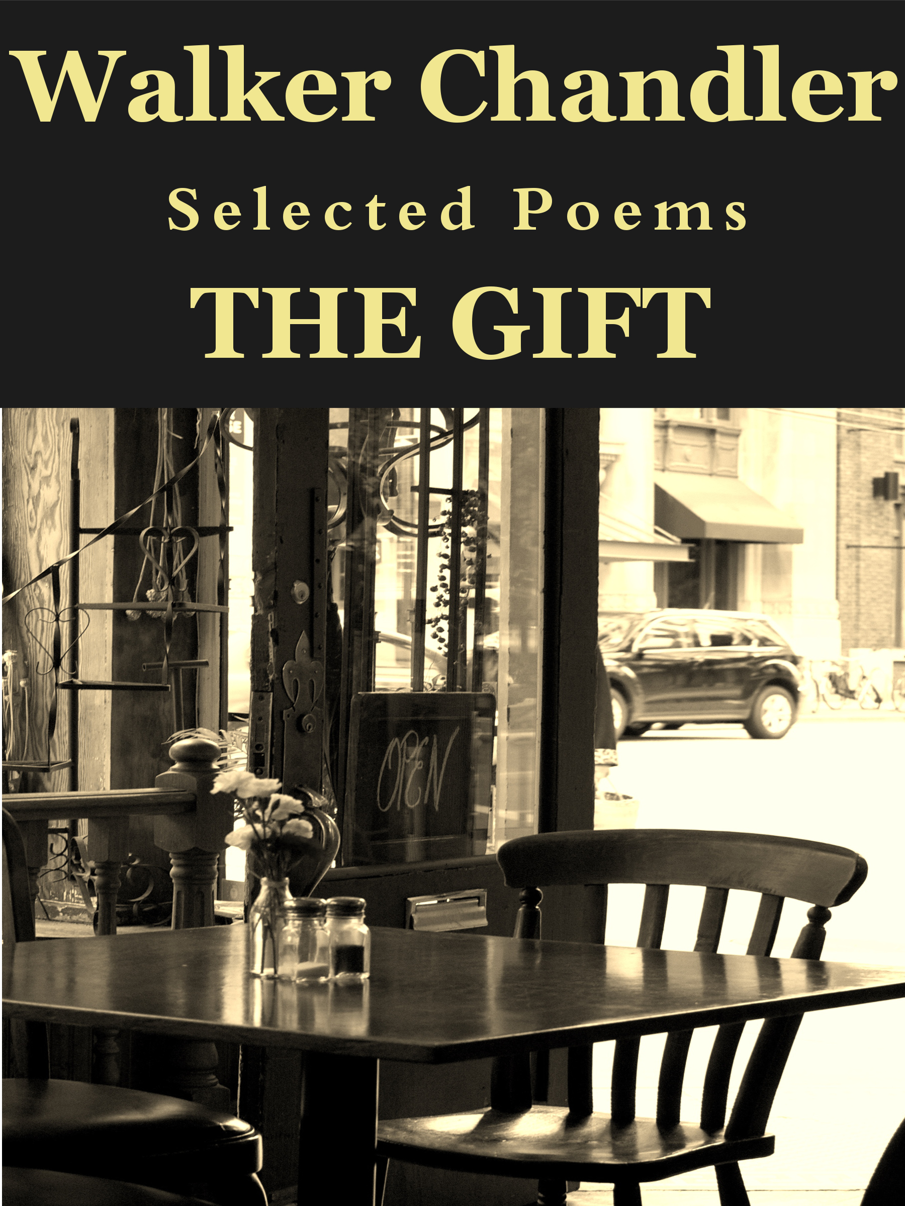 The Gift, a volume of poetry