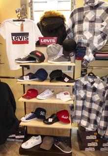 Corner Levis Accessoires