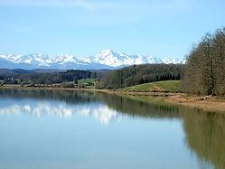 Lac de Puydarrieux, Hautes-Pyrénées