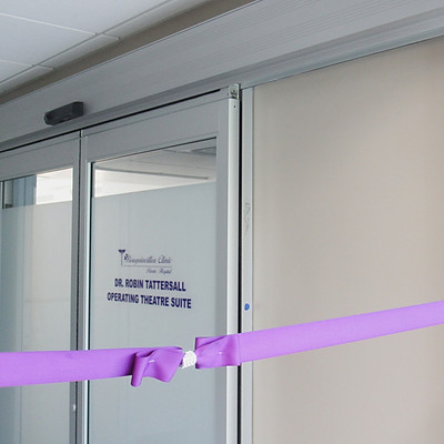 Operating Theatre  Suite Grand Openning