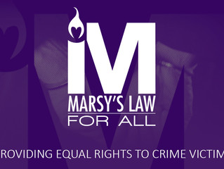 Marsy's Law is now in effect