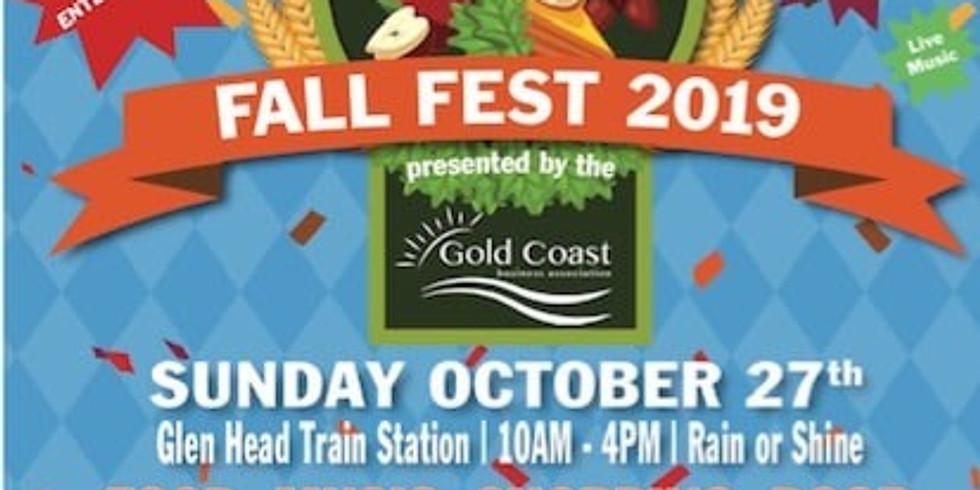 Gold Coast Business Association Presents Fall Festival 2019