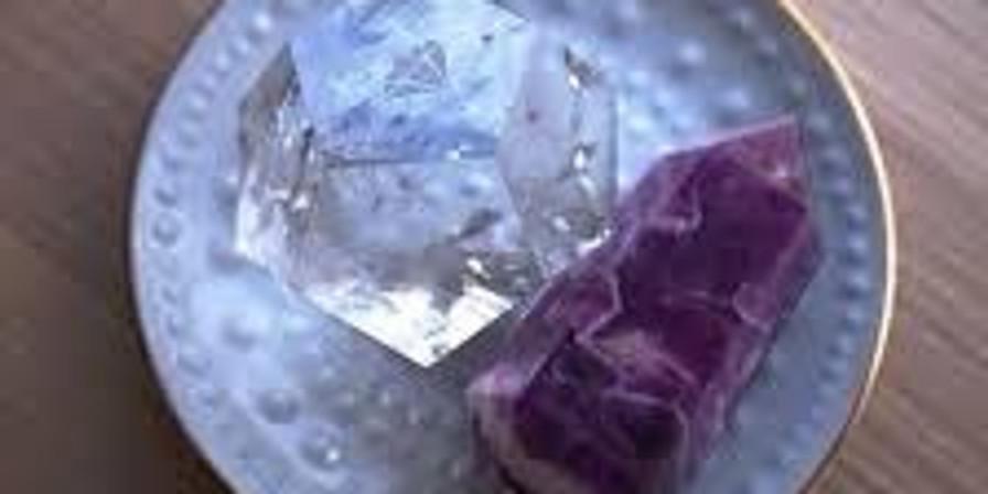 Spring Crystals Guided Meditation
