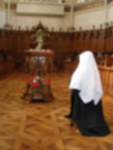 prière moniale